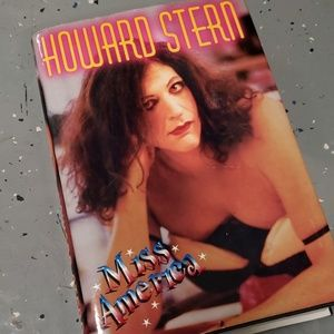 Accents - HOWARD STERN miss America book